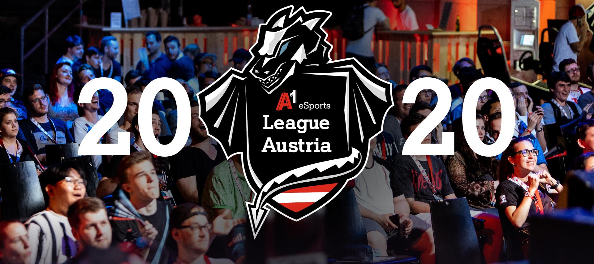 Die A1 eSports League startet in die neue Saison!