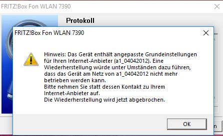 Fritz Os 6 83 Und Die Neue Firmware 06 84 47752 Plus A1 Community
