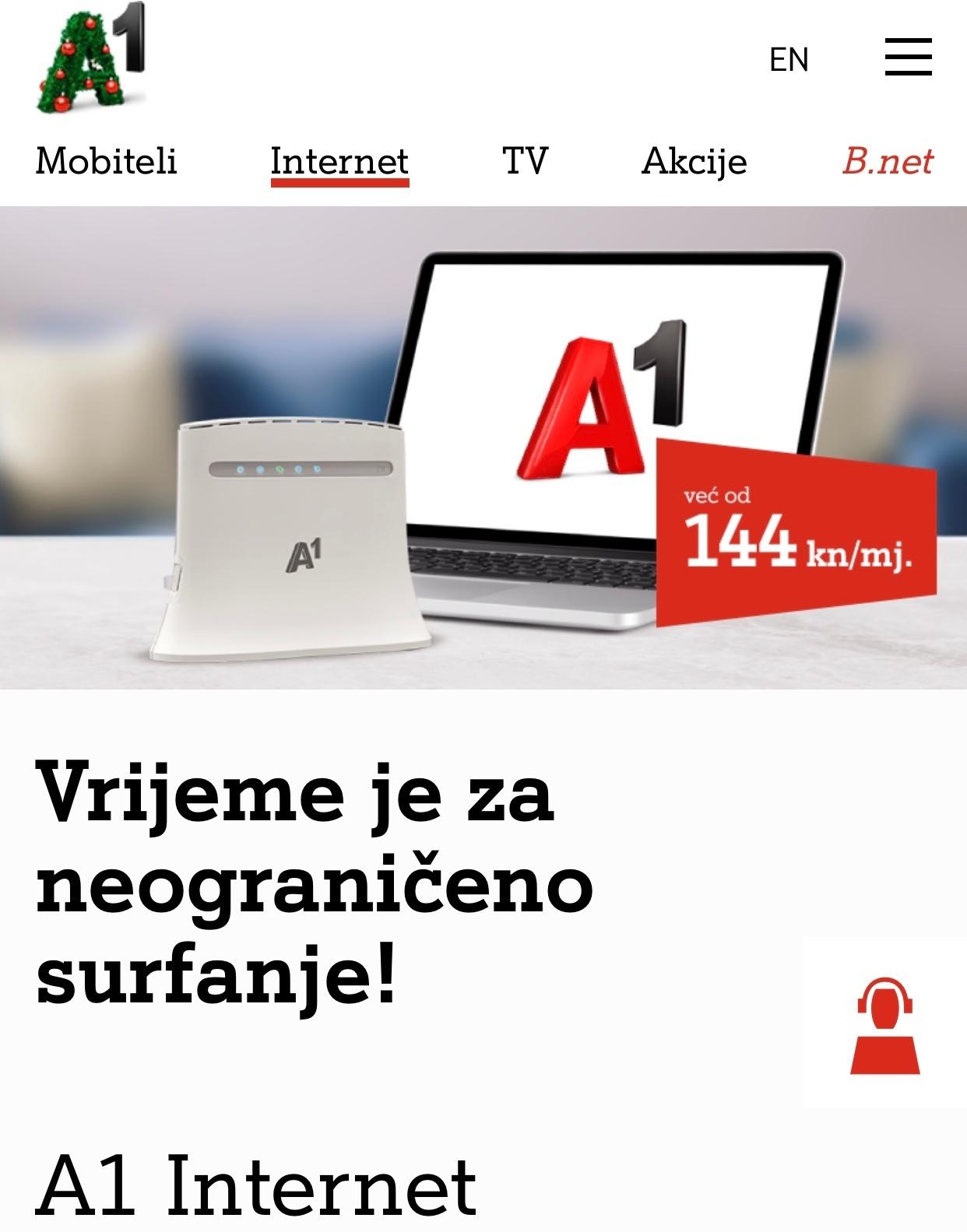 Vip neograničeni bonove internet na Vip rs