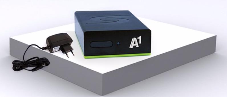 Naročanje programskih sklopov, neposredno preko A1 digitalnega vmesnika