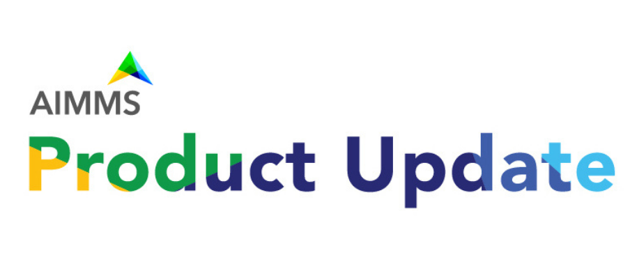 Product Update - November 2020
