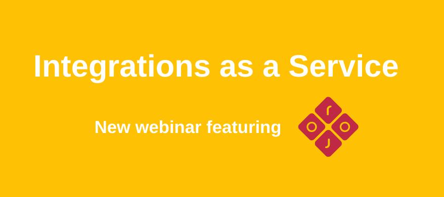 Webinar: ETL-based Integration as a Service for AIMMS