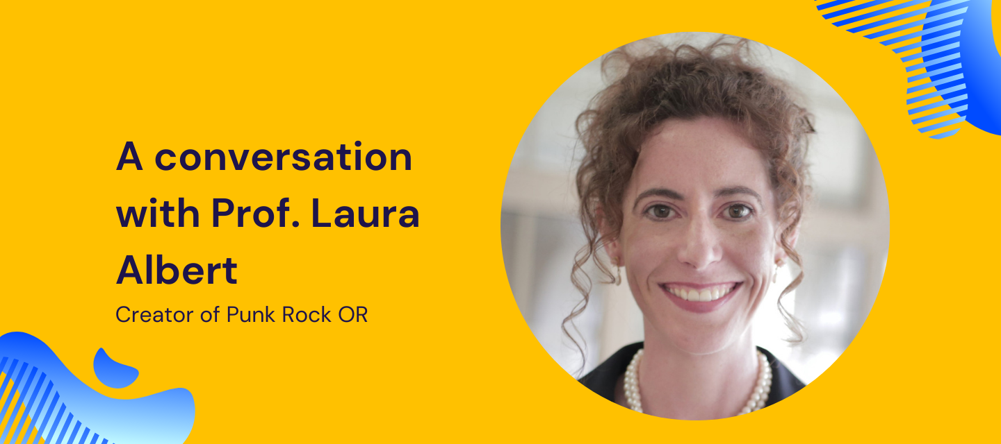 This is a Great Time to Do OR: Prof. Laura Albert on The Relevance of Operations Research Today