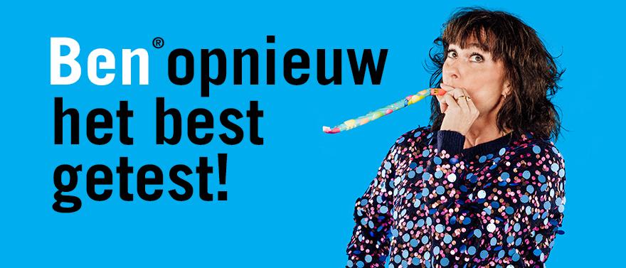 Grote zus T-Mobile heeft voor vierde jaar op rij het best geteste mobiele netwerk van Nederland