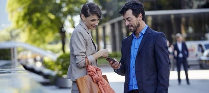 Virements instantanés dans votre Easy Banking App