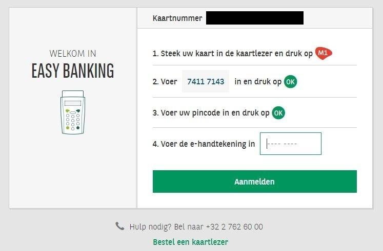 pc banking bnp paribas aanmelden
