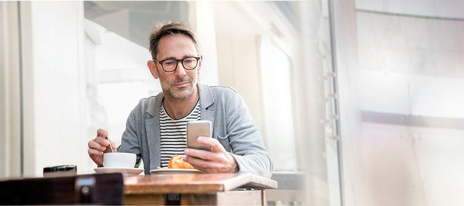 Instantoverschrijvingen: nu ook in Easy Banking App