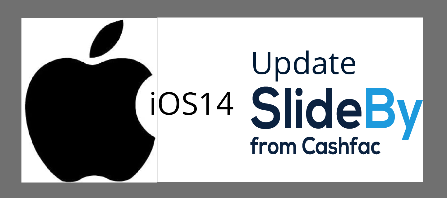 Update SlideBy if you have iOS 14 installed