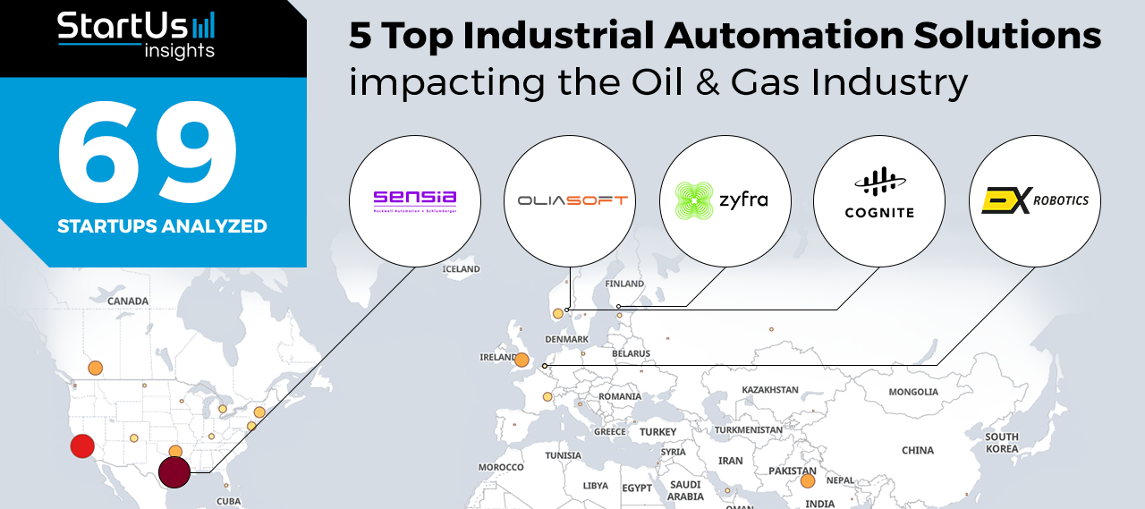 Discover 5 Top Industrial Automation Solutions impacting the Oil & Gas Sector