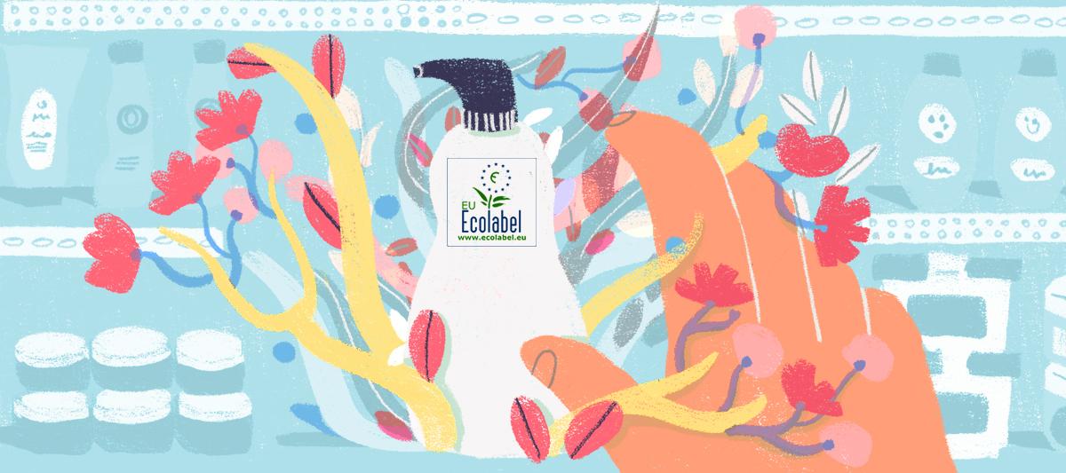 Ecolabel op cosmetica
