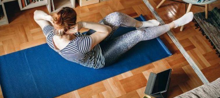 Hoe blijf jij thuis fit?