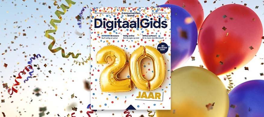 20 jaar Digitaalgids: een terugblik