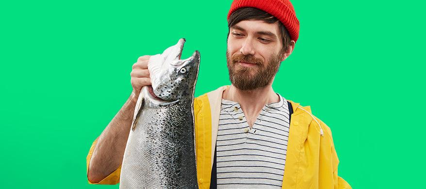 Kies jij voor duurzame vis?