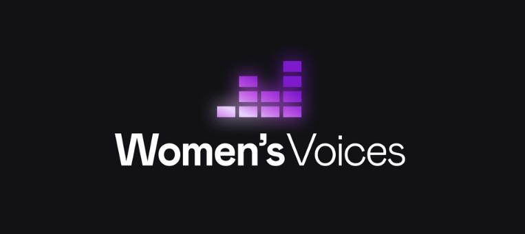 Women's Voices auf Deezer