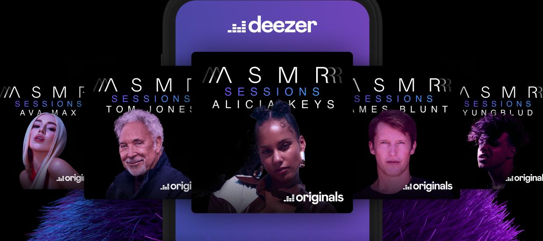 deezers neuer ASMR-Channel