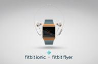 Gewinne eine Fitbit Ionic mit Kopfhörern!