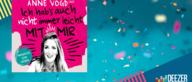 Exklusive Hörbücher bei Deezer: Anne Vogd - Ich hab's auch nicht immer leicht mit mir
