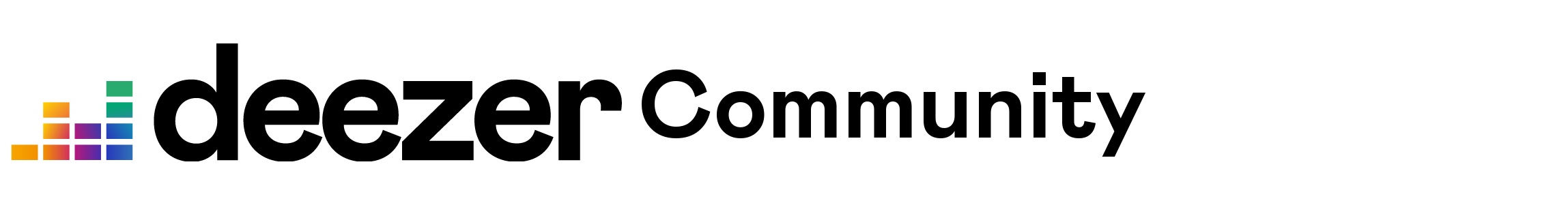 Deezer Community Logo