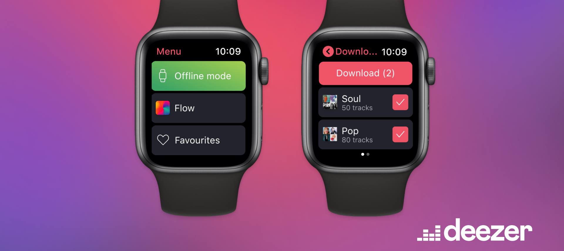 Our brand new Apple Watch app is here!