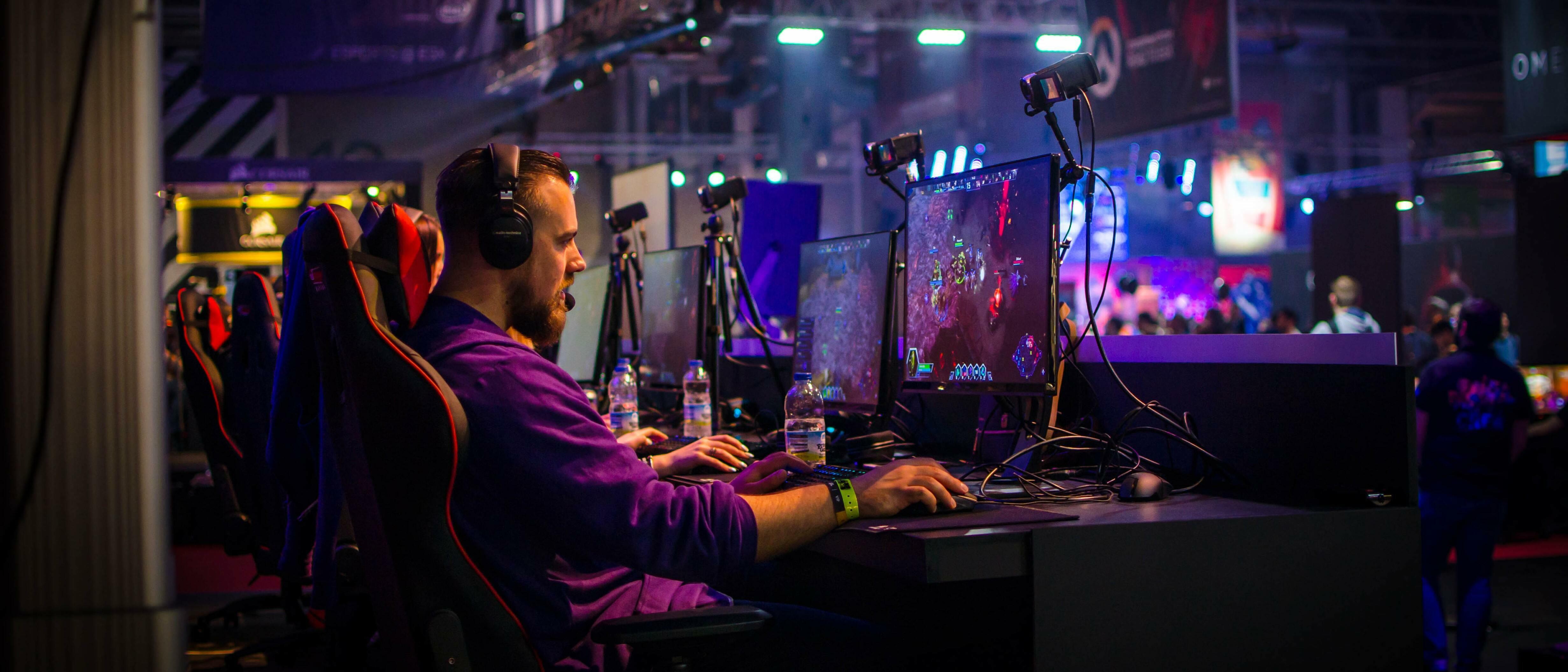 E-urheilu eli eSports ja miten muuten sen voikaan kirjoittaa