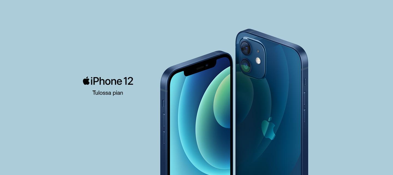 iPhone 12 - ja iPhone 12 Pro -mallien virallinen tiedotus- ja odotusketju