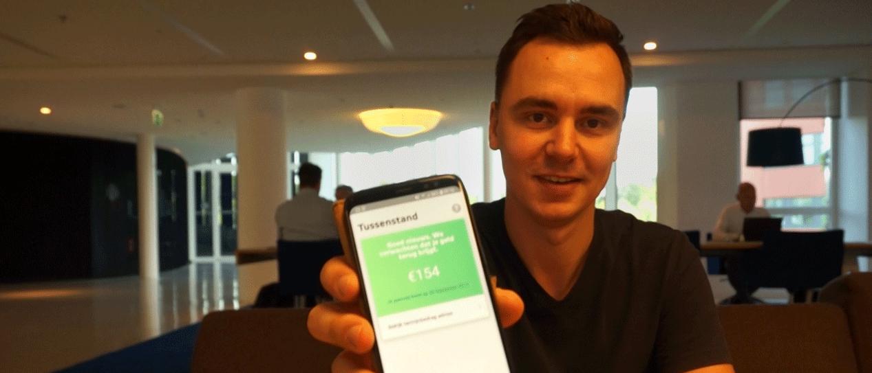 Kevins App Update #03: 1-meterreeks