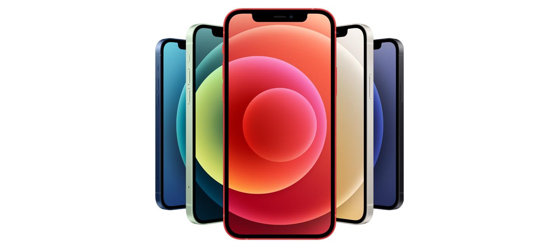 Nya iPhone 12-serien är äntligen här!