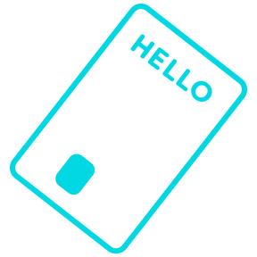 Compte et carte de débit Hello