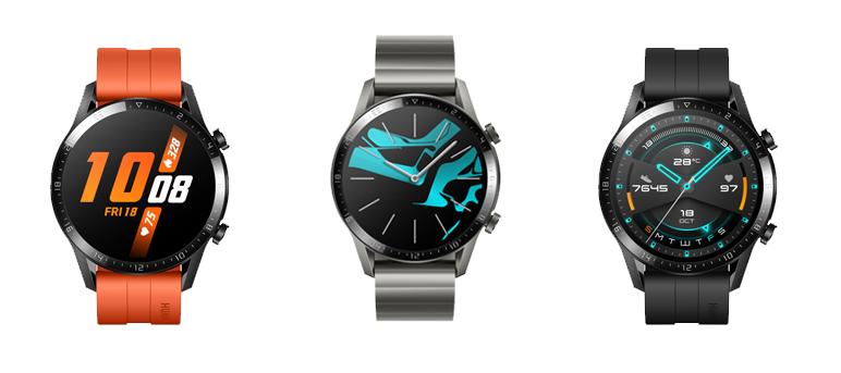 Huawei Watch GT 2 Dive-Thru