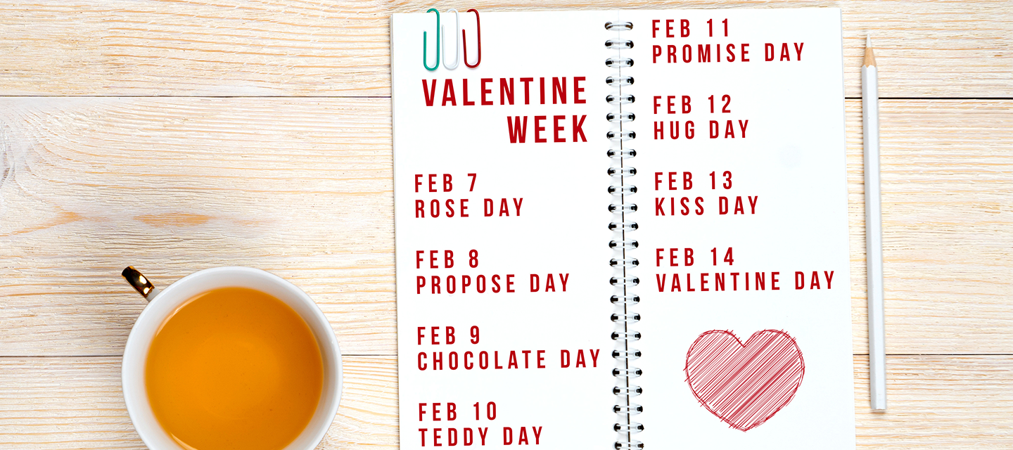 All you need to know about Valentine's Week