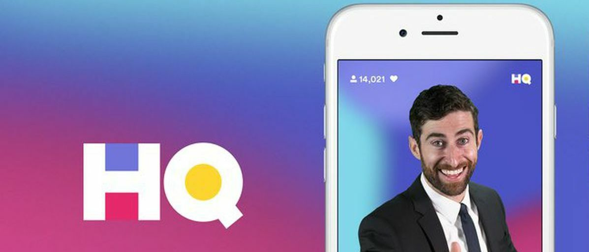 HQ Trivia - the must-have quiz app.