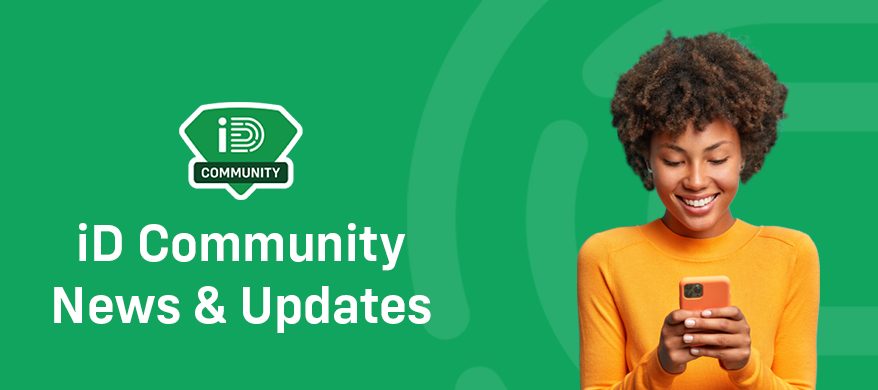 iD Community News & Updates - June 2021