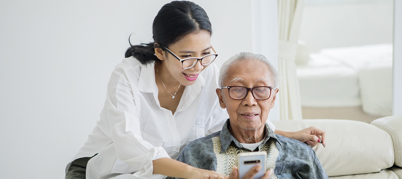 Purchase Guide: Choosing a phone for an older person