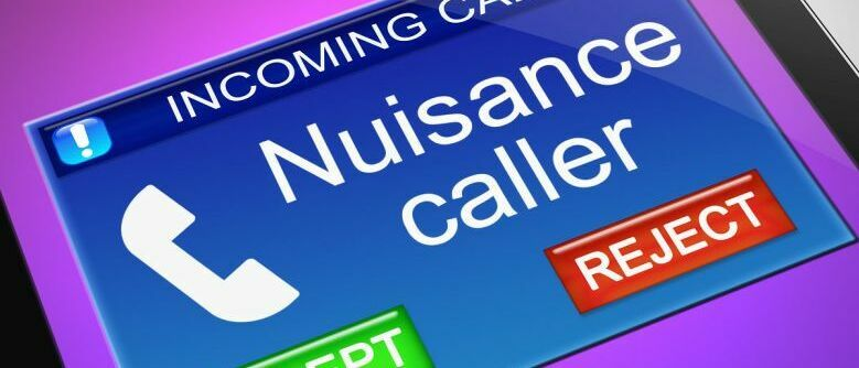 How to stop nuisance calls and texts