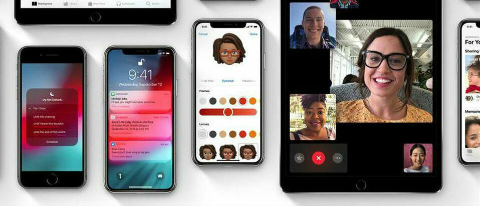 What's new in iOS 12.3?