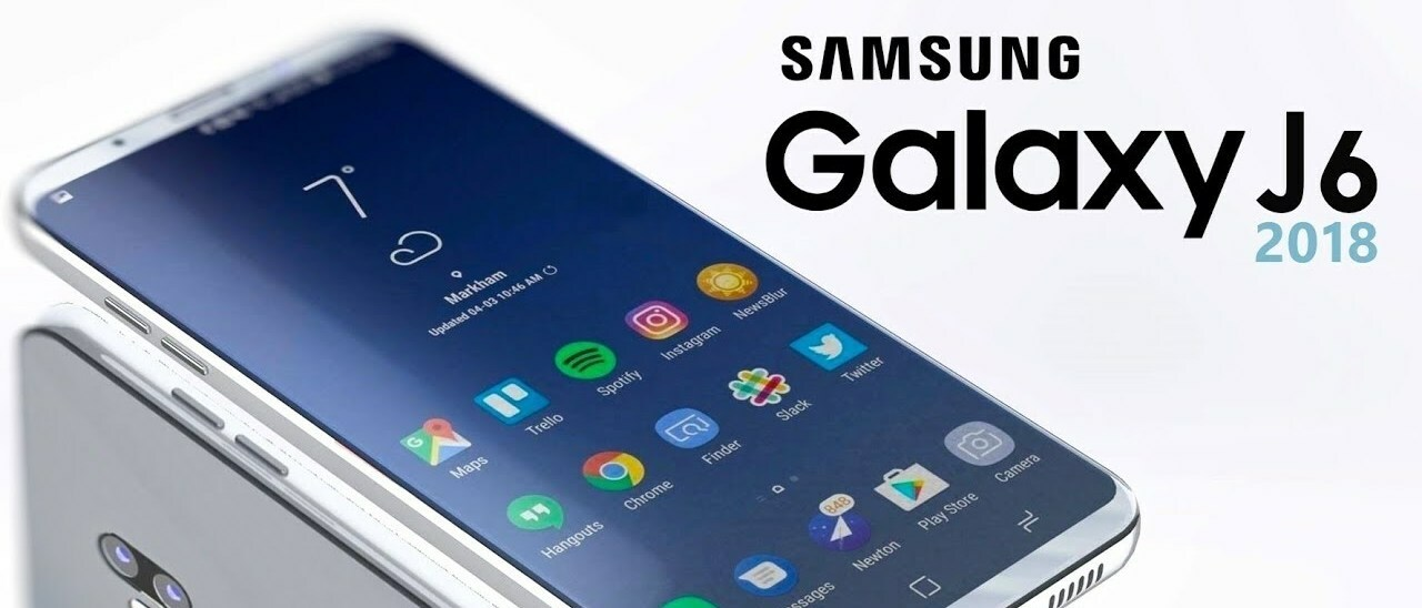 Hands-on with the Samsung Galaxy J6