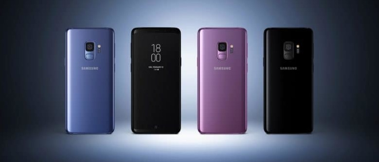 Win a Samsung Galaxy S9! - Now closed