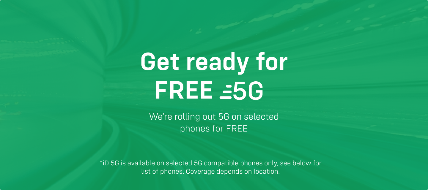 iD 5G Network: Device Compatibility