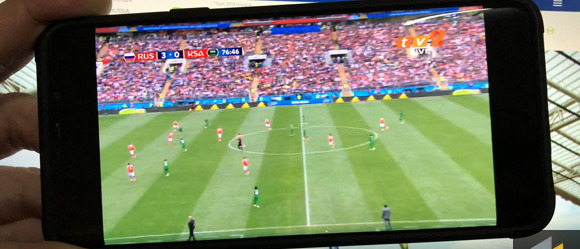 How to watch the World Cup on your mobile