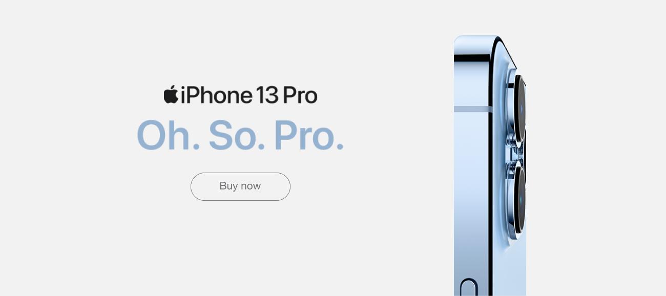 Meet the iPhone 13 range