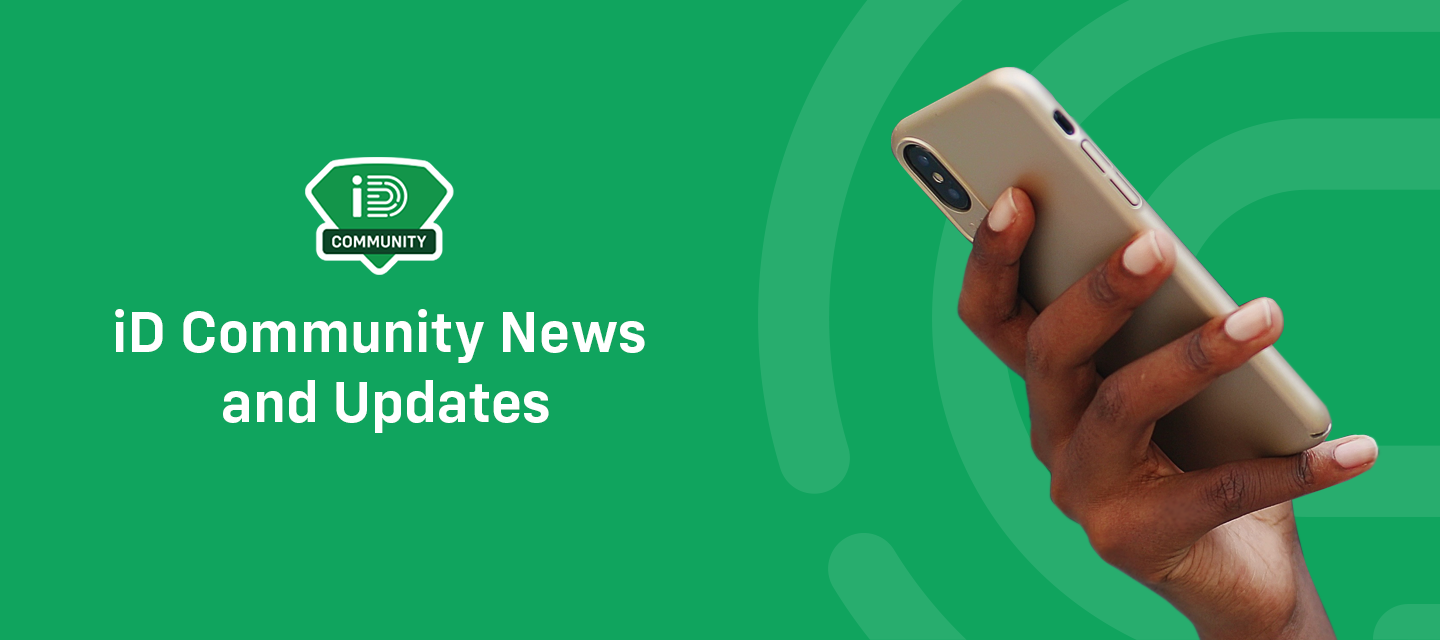 iD Community News and Updates - March 2021
