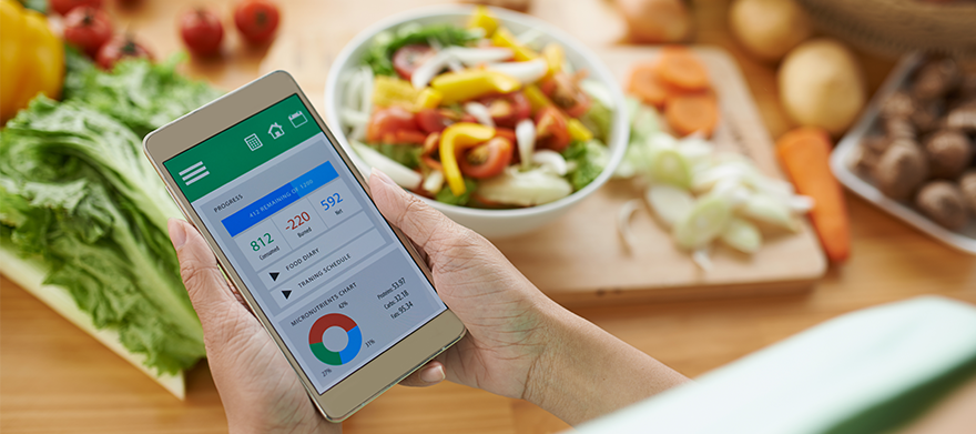 Stay healthy with help from technology