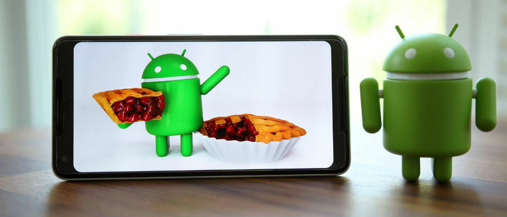 Would you like some Android Pie?