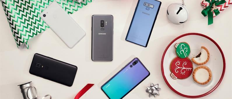 5 phones that make a great Christmas gift