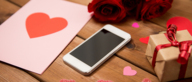 Plan the perfect Valentine's Day using your phone