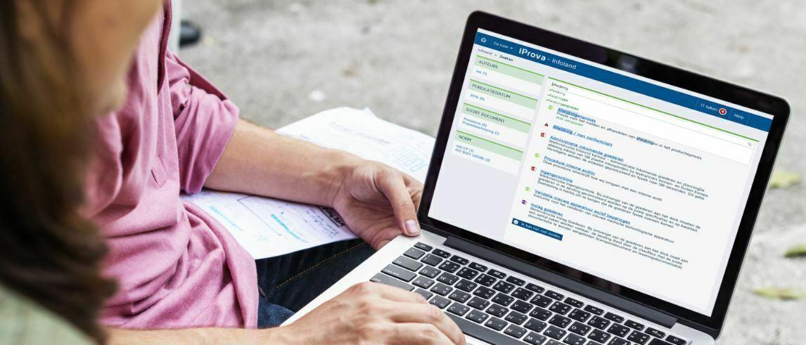 Hoe stel je in wie een document mag lezen?