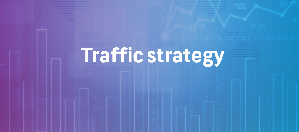 Find a traffic strategy for your new community