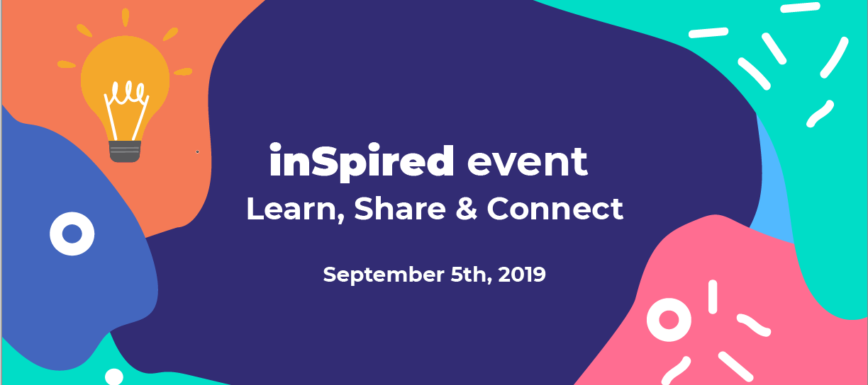 Agenda of the inSpired Event 2019 (incl. streaming link)