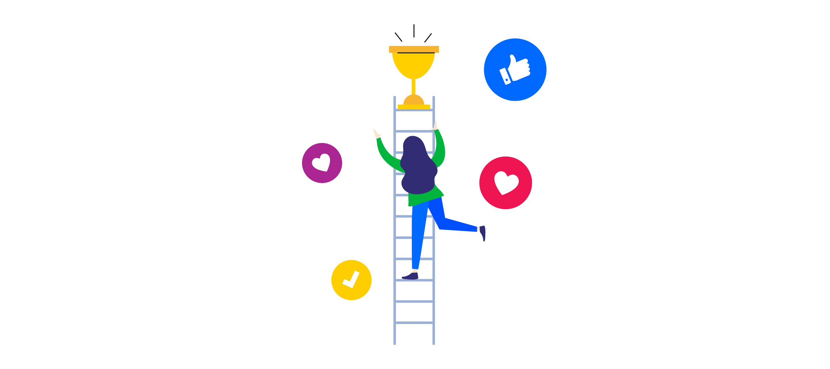 🥇🥈🥉 Target the competitive spirit of your members with a points-based leaderboard