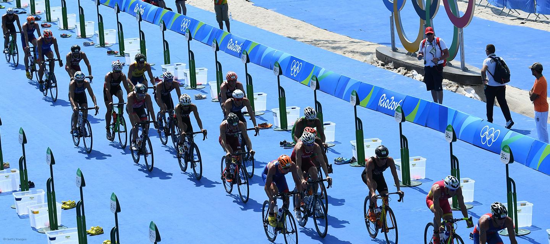 Die Olympischen Spiele Tokyo 2020 // 25.07.2021 (23:30 Uhr) // Triathlon Männer und Frauen // Live bei Eurosport auf Joyn